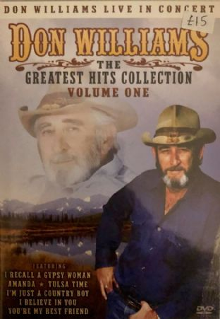 Don Williams - The Greatest Hits Collection Volume One (DVD)